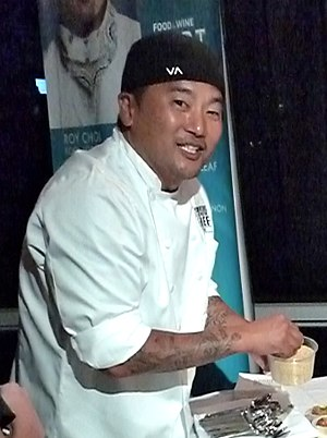Bon Appétit (song) - Chef Roy Choi appeared in the music video