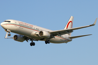 CN-ROS - B738 - Royal Air Maroc