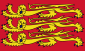 Royal Banner of England.svg