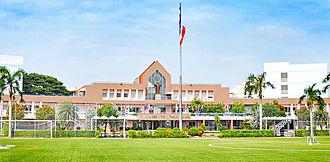 Min Buri District - Ruamrudee International School