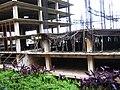 Ruinas a un lado de Plaza Satélite - panoramio.jpg