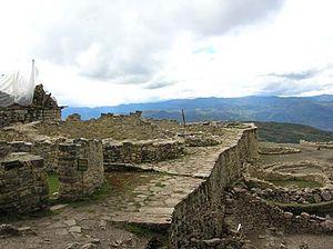 Santo Tomás District, Luya - Ruins at Kuelap in Santo Tomás District