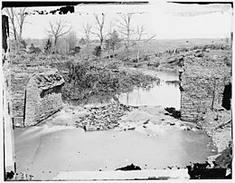Ruins of Stone Bridge, Bull Run (March 1862).jpg