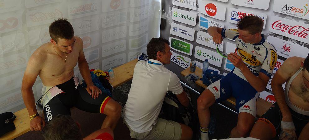 Rumillies (Tournai) - Tour de Wallonie, étape 1, 26 juillet 2014, arrivée (B22).JPG