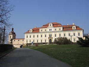 Rychnov nad Kněžnou - The castle