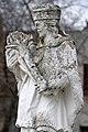 Sümegprága, Nepomuki Szent János-szobor 2021 12.jpg