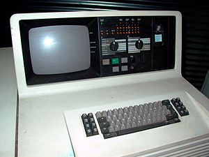 IBM System/38 - IBM System/38 console