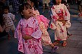 SAKURAKO joins in the Bon festival dance. (7785755378).jpg