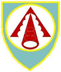 SANDF Regiment Overvaal emblem