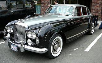 Bentley S3 - Image: SC06 1962 Bentley S2 Continental Flying Spur