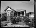 SOUTH FRONT, 153 WEST G STREET - City of Benicia, General Views, Benicia, Solano County, CA HABS CAL,48-BENI,5-24.tif