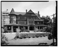SOUTH FRONT - Alfred W. McCune House, 200 North Main Street, Salt Lake City, Salt Lake County, UT HABS UTAH,18-SALCI,27-2.tif