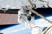 STS-117 Swanson EVA
