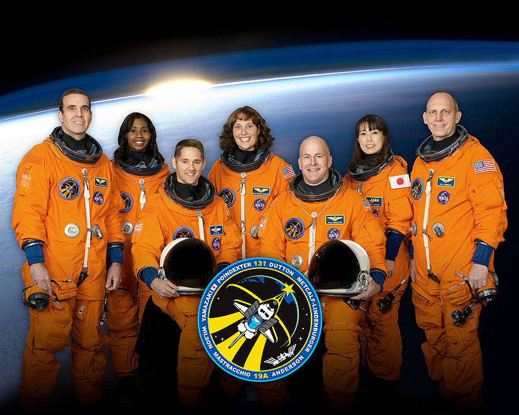 Alan Poindexter (1961-2012) 750px-STS-131_Official_Crew_Photo
