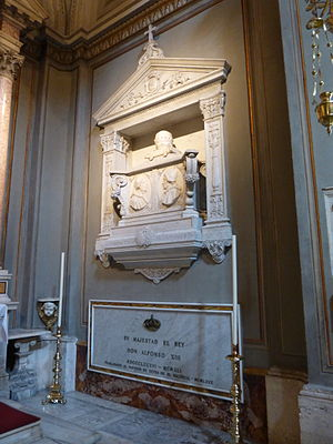 Pope Callixtus III - Tomb of Callixtus III and Alexander VI