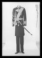 Sabel för amiral i tyska flottan, ca 1908 - Livrustkammaren - 69989.tif