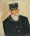 SaekiYūzō-1928-Postman(Bust).png