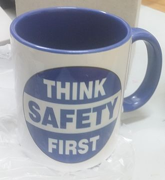 Safety - Safety tea cup
