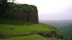 Sagargad - Image: Sagargad fort 1
