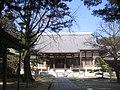 Saimyoji, in Toyokawa (main hall 1).jpg