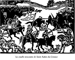 Battle of Saint-Aubin-du-Cormier (1488) - Image: Saint Aubin Du Cormier