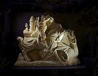 Saint-Georges terrassant le Dragon Castelnaud.jpg