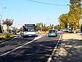 Saint-Lys - Bus 116 au Moulin de la Jalousie.jpg