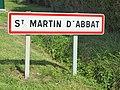 Saint-Martin-d'Abbat-FR-45-panneau d'agglomération-2.jpg