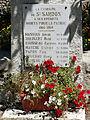 Saint-Sardos (Lot-et-Garonne) - Monument aux morts -1.JPG