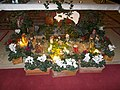 Saint Catherine Church. Nativity scene. - Budapest.JPG