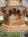 Saint Elisabeth of Hungary memorial, King Andrew II of Hungary and Gertrude of Merania, 2018 Pesterzsébet.jpg
