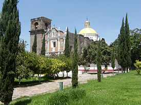 Saint Francis of Assisi Church, Tepeyanco, Tlaxcala, México .jpg