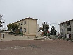 Sainte-Consorce - Croisement rue de Verdun et rue des Monts.jpg