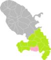 Sainte-Luce (Martinique) dans son Arrondissement.png