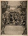 Saints Cosmas and Damian tending the frail and the sick. Lin Wellcome V0016867.jpg