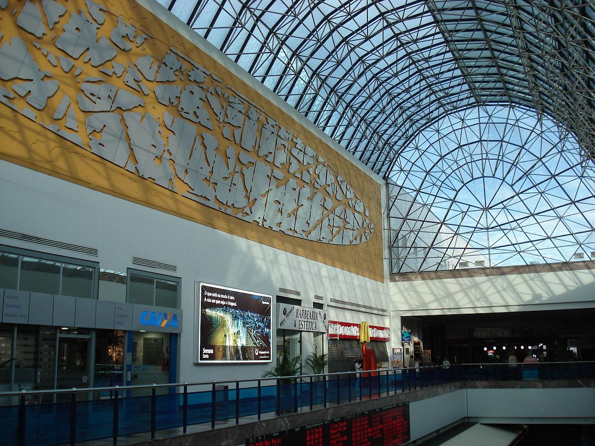 Aeroporto Porto Alegre : Salgado filho international airport wikipedia