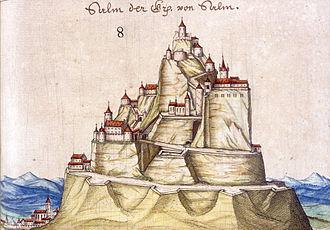 Salm-Salm - Image: Salm 1589