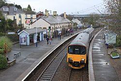 Saltash - FGW 150124 down train.jpg