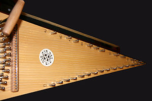 Arch Psaltery. The one in the picture is craft...