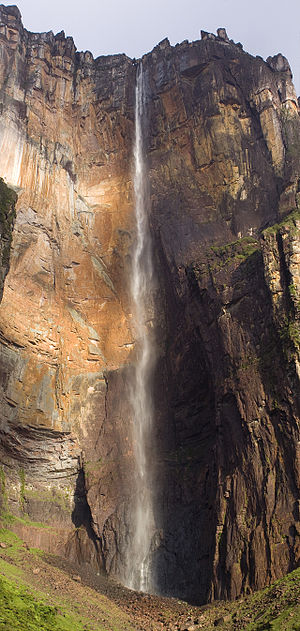 Angel Falls - Image: Salto angel