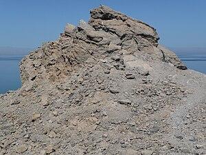 Salton Buttes - Rock Hill