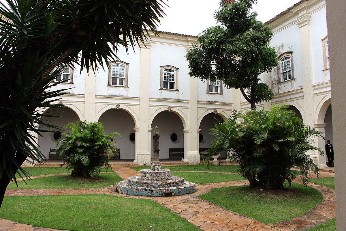 Convento Do Salvador