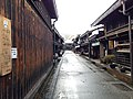 Sammachi Traditional Building Important Preservation Districts in Takayama, Gifu in a snowy day 3.JPG