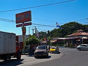 San Luis Talpa ES Entrada 2012.jpg