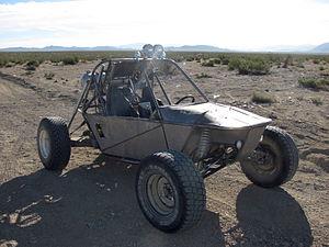 Dune buggy - A custom Dune Buggy/Sand Rail