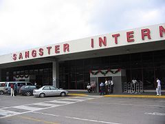 Sangster International Airport Port lotniczy Montego Bay