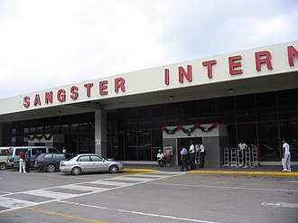 Sangster International Airport - Image: Sangster Airport
