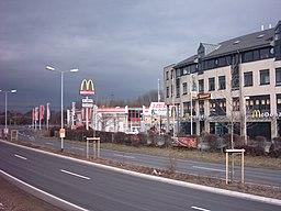 Einsteinstraße in Sankt Augustin