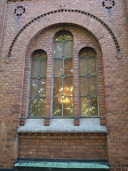 File:Sankt Pauli kyrka vid Redbergsplatsen i Gteborg, den 20