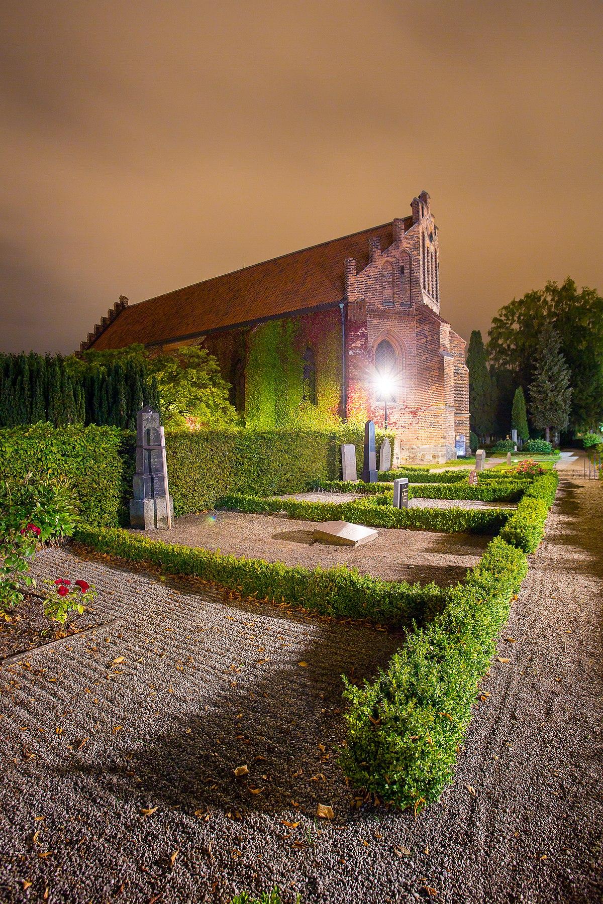 Sankt Peters klosters kyrka - Lund - Egyhz, Nevezetessg s